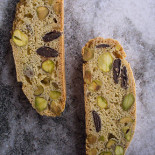 Amaretti & Biscotti - Pistachio, Orange & Chocolate