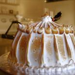 Gelato Cake - Bombe Alaska