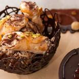 Gelato Cake - Cannoli Basket