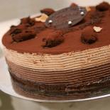 Gelato Cake - Tartufo